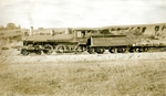 Bangor & Aroostook Railroad Locomotive