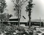 East Millinocket, Maine, Bangor & Aroostook Railroad Station