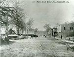 East Millinocket, Maine, Main Street