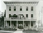 East Millinocket, Maine, Woodland Hotel