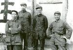 Yenan, China, Yenan's Big Four: Mao, Chou, Po Ku, Chu Teh