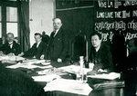 Russian Revolution, Vladimir Lenin at a Meeting