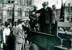 Russian Revolution, Street Scene