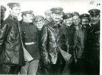 Russian Revolution, Men in Uniform