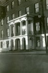 Bangor, Maine, Bangor House Entrance by Franklin Eaton