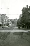 Bangor, Maine, Main Street, Sunday Morning