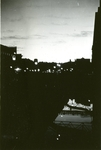 Bangor, Maine, Kenduskeag Canal by Lamplight