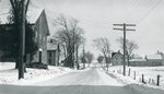 Addison, Maine, Water Street by Leslie Brigham