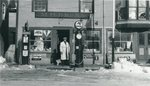 Addison, Maine, Milford H. Brown's Store by Leslie Brigham