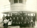 Crew of the Rangeley