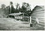 Maine Logging Camp