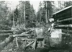 Logging Camp, Rustic Furniture