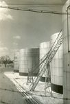 Bangor, Maine, Oil Tanks by Franklin Eaton