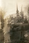 Sandy Point, Maine, Church and Cemetery