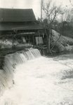 Abbot, Maine, Mill at Kingsbury Stream by Franklin Eaton