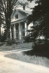 Harrington, Maine, Pillared Portico