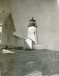 Bristol, Maine, Pemaquid Point Lighthouse