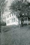 """Edgecomb, Maine, Captain Clough """"Marie Antoinette"""" House"""