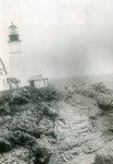 Portland, Maine, Portland Head Light and Ram Island Ledge Light