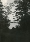 Augusta, Maine, Togus Pond by Franklin Eaton