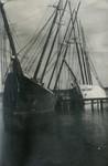 Historic Ships at a Dock