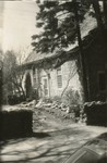 Bath, Maine, Old Stone House by Franklin Eaton