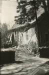 Bath, Maine, Old Stone House by Franklin Eaton