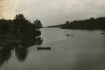 Bath, Maine, New Meadows River by Franklin Eaton