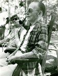 Bill and Alice Geagan at Camp Jordan