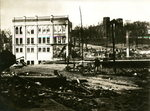 Bangor, Maine, Central Street Area After Fire of 1911