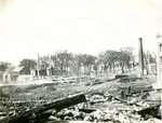 Bangor, Maine, Central Street After Fire of 1911