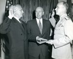 Raymond H. Fogler Sworn in as Assistant Secretary of the Navy