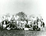 Josselyn Botanical Society Members, 1933 Meeting