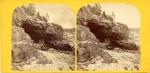 Mount Desert Island, Maine, Cave at Schooner Head