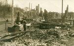 Bangor, Maine, Ruins from Harlow Street