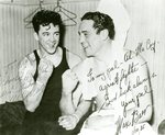 Al McCoy and Max Baer