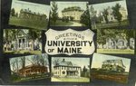 Greetings from the University of Maine
