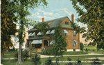 Prof. Hart's Residence, U. of M., Orono, Me.