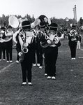 Band, Tenor Sax, Euphonium, 1976.
