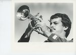 Band, 1985, trumpeter