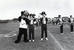 Band - 1985, Bananas the Bear with horn section.
