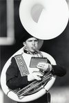 Band, 1989, Tuba player