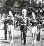 Band, Majorettes, Drum Major
