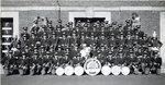 Band, Majorettes, 1948-49